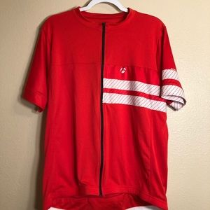 Bonteager Mens 2XL Cycling Zip Up Jersey